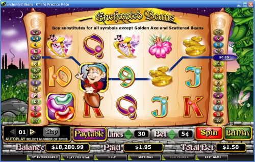 Enchanted Beans Slot Machine Online ᐈ Amaya™ Casino Slots