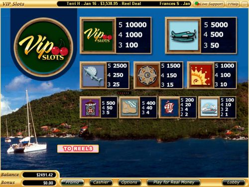 english harbour exclusive slot