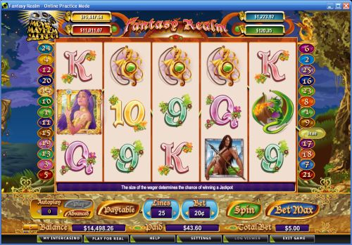 dragons realm slot machine online