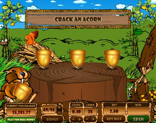 forest frenzy casino game