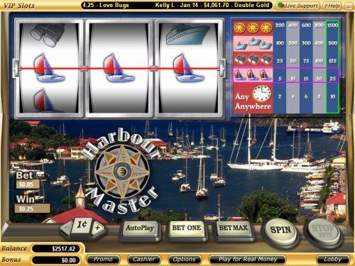 harbour master classic slot