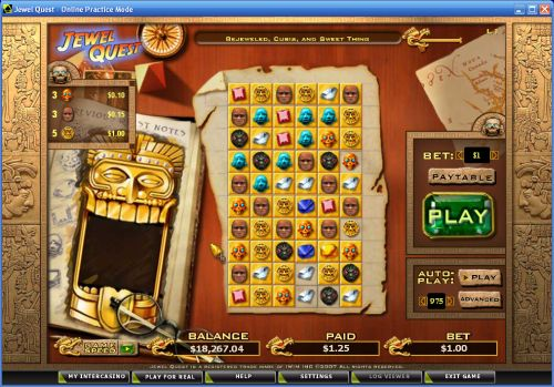 jewel quest casual slot