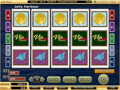 jolly harbour casino game