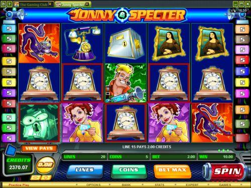 jonny spector slot