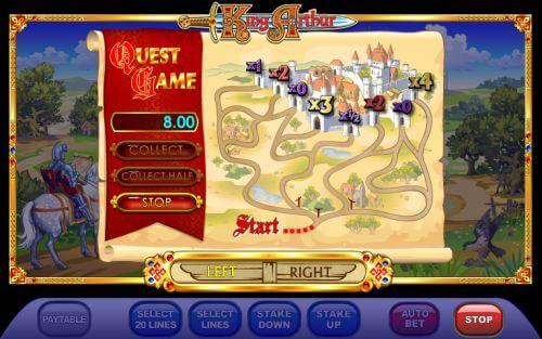 Spiele ArthurS Quest - Video Slots Online