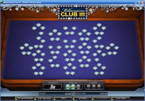 millionaires club progressive jackpot