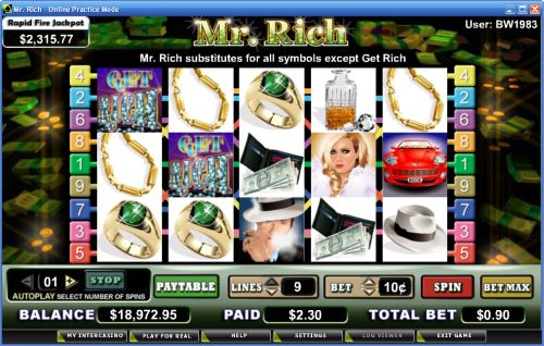 mr rich slot