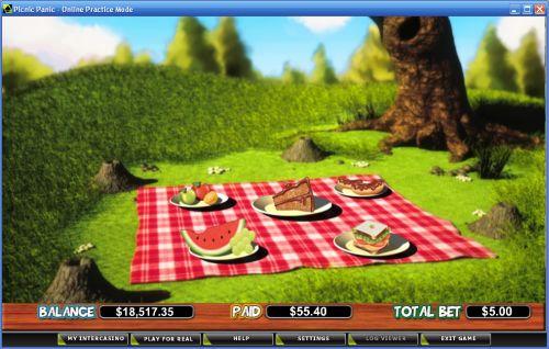 picnic panic flash game