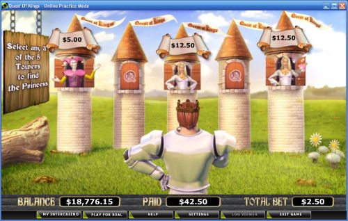 quest of kings casino game
