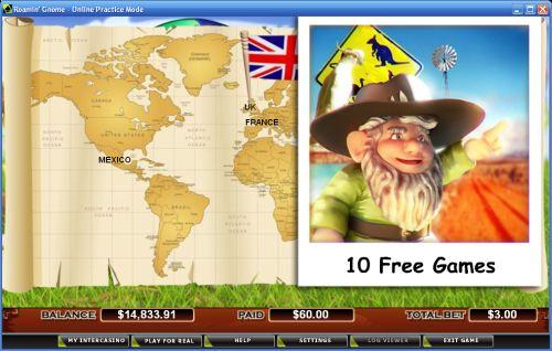 roaming gnome slot
