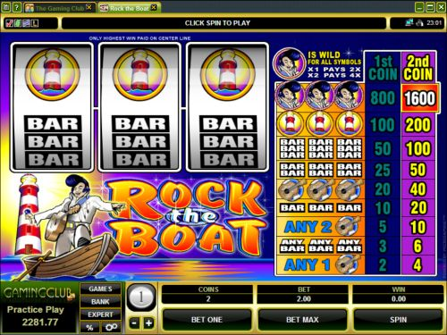 Rock the Boat Slot Machine Online ᐈ Microgaming™ Casino Slots