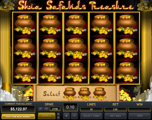 shia safavids casino game