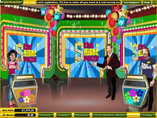 price is right flash game