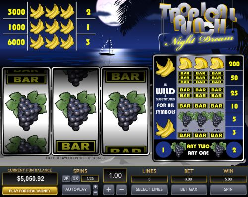Bonanza slot free play