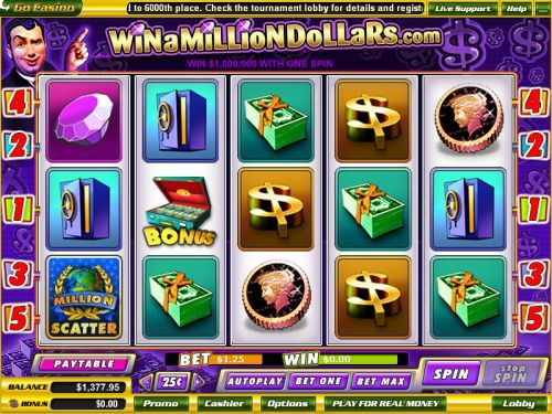 win a million slot