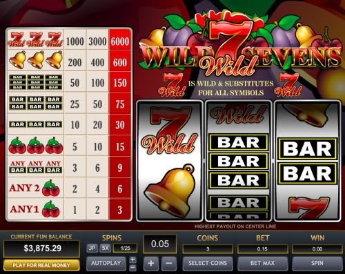 slots online on line casino