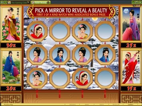 Asian beauty free slots