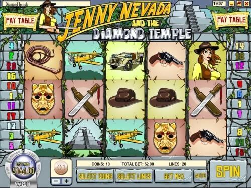 Jenny Nevada Slot Machine Online ᐈ Rival™ Casino Slots