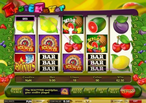 Fruit Fever Slots - Play Espresso Games Games for Fun Online