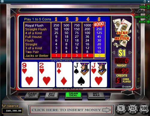 how-to-play-video-poker-2