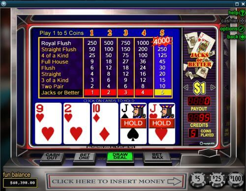 how-to-play-video-poker-3