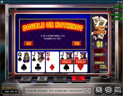 how-to-play-video-poker-4